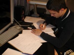 Виктор, подготовка к ЕГЭ по математике