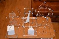 Коллекция моделек репетитора по математике