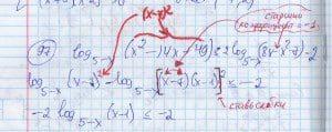 Как репетитор по математике отмечает ошибки
