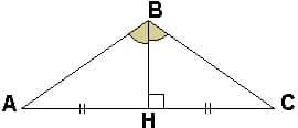 Лабораторный практикум репетитора по математике. Высота в равнобедренном треугольнике