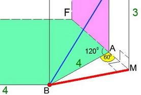 Поиск перпендикуляра в основании призмы. Задача С2 на ЕГЭ по математике