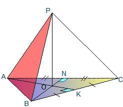Методика репетитора по математике.Подъем вершины пирамиды.