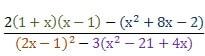 Как репетитор по математике оптимизирует задание