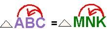 Как репетитор по математике указывает углы