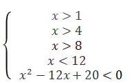 Система, которую репетитор математики редлагает сильному ученику