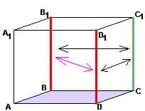 Как репетитору по математике показать признак параллельности прямых