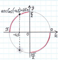 Как репетитор по математике выполняет отбор корней