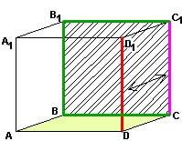 Как репетитору по математике показать признак параллельности прямой и плоскости