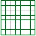Олимпиадная задача по математике на подсчет числа квадратов