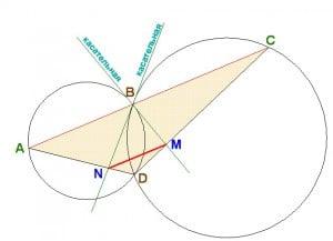 Рисунок репетитора по математике к задаче