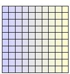 Олимпиадная задача по математике 5 - 6 класс на разрезание