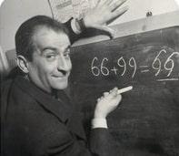 Псевдо математика с Луи де Фюнесом