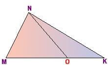 Рисунок к тереме о разделительном отрезке