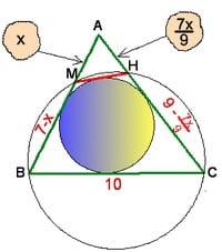 Как репетитор по математике вводит переменную в С4 с ЕГЭ 2012