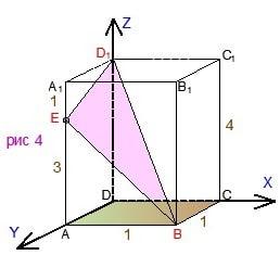 Репетитор по математике вводит систему координат