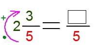 Задание репетитора по математике на заполнение пропусков