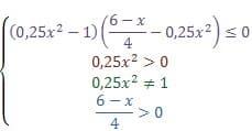 Полученная репетитором по математике система