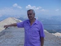 Репетитор по математике на отдыхе в горах