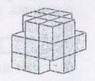 Куб без 4-х уголков