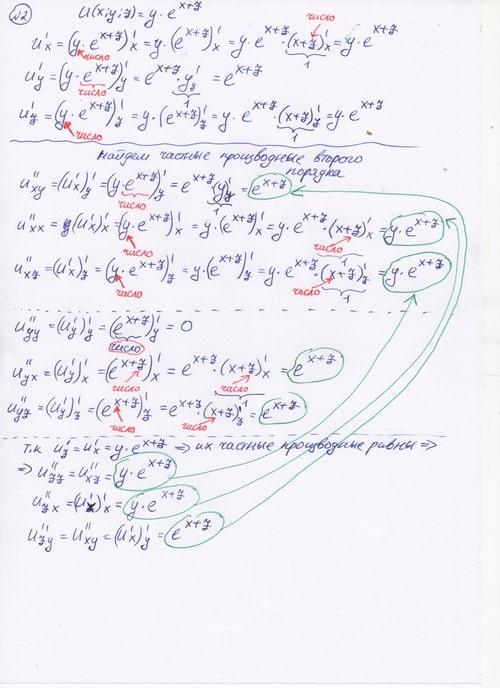 Пример неудачного задания репетитора по математике